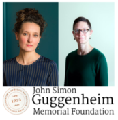 Di Castri and Macklay selected for a Guggenheim Fellowhip