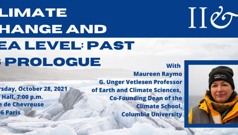 Climate Change and Sea Level: Past is Prologue