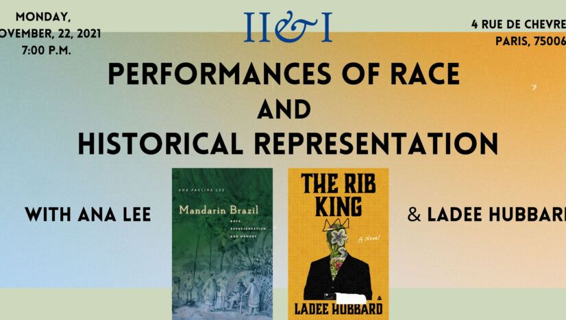Performances of Race and Historical Representation
