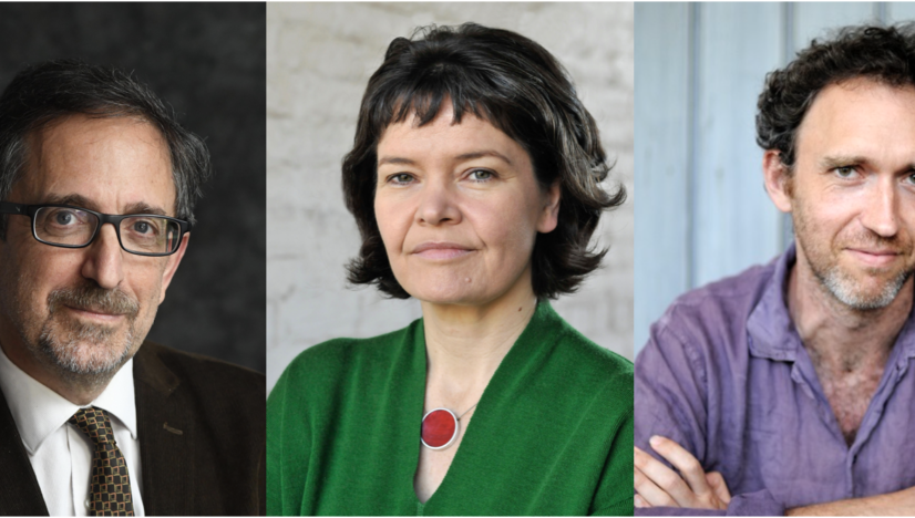 Andrew Revkin in Conversation with Kate Raworth and Roman Krznaric